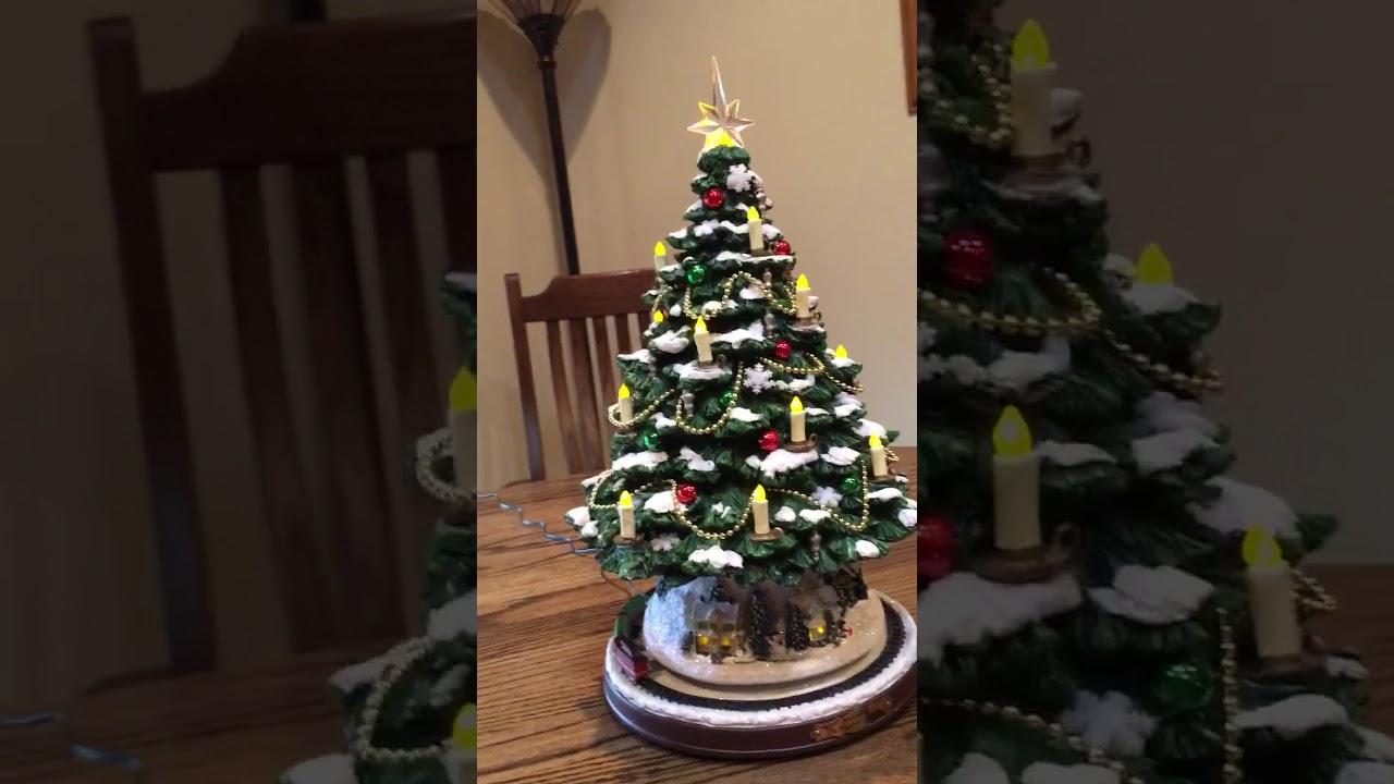 Musical Christmas Tree Lights