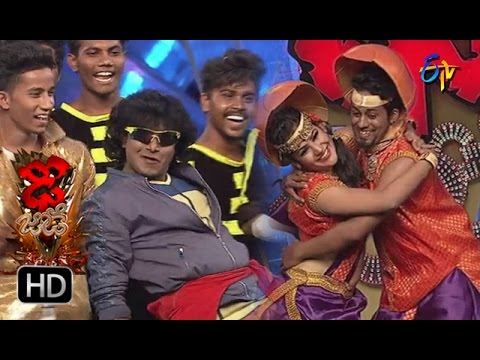 Dhee Jodi | 2nd November 2016 | Full Episode | ETV Telugu