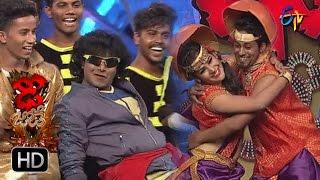Dhee Jodi   2nd November 2016   Full Episode   ETV Telugu