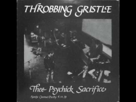 Throbbing Gristle- Hamburger Lady