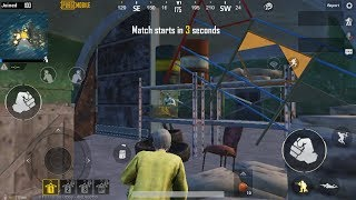 PUBG Mobile LIVE Zombie 💀 Running Around In PUBG Mobile - Let's Get Him! - Pistol Challenge