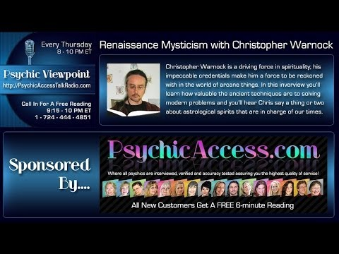 Renaissance Mysticism with Christopher Warnock