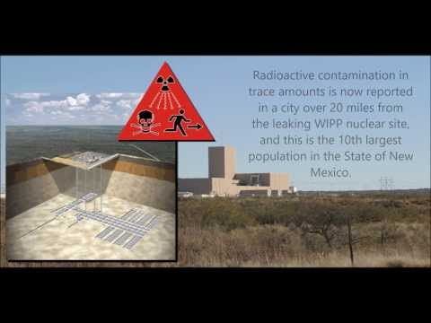 More WIPPILEAKS Plutonium and Americium 20 Miles from Waste Isolation Pilot Plant (WIPP) Carlsbad