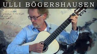 Ulli Boegershausen plays Manha de Carnaval (composed by Luiz Bonfa)