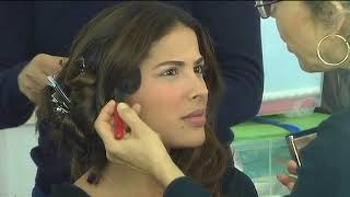 Gyselle Soares Bastidores Filme Frances