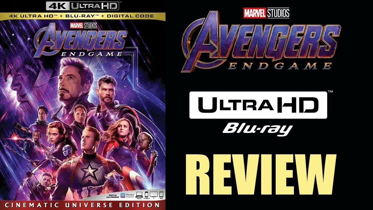 Avengers: Endgame 4K UHD (2019) - Page 81 - Blu-ray Forum