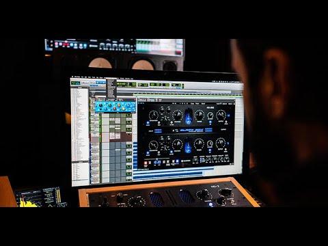 Black Box Analog Design - HG-2MS - Eric Racy - Demo   Plugin Alliance