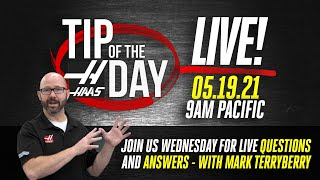 Tip of the Day Live May 19, 2021