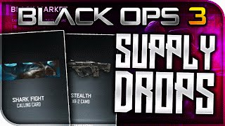 """HOW TO GET SUPPLY DROPS IN BLACK OPS 3! How To Get """"CRYPTOKEYS"""" EASY (Black Ops 3 Supply Drops)"""