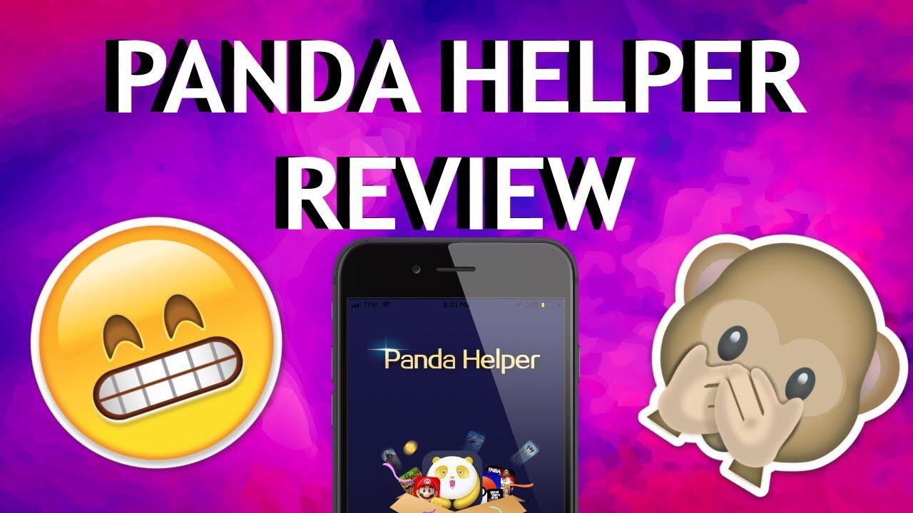 PANDA HELPER REVIEW! IS IT ANY GOOD?!?!?!?