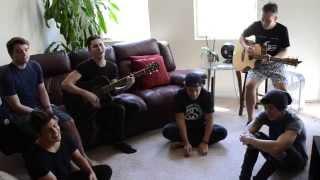 Becky G Calvin Harris - Shower Blame (Acoustic) - Midnight Red