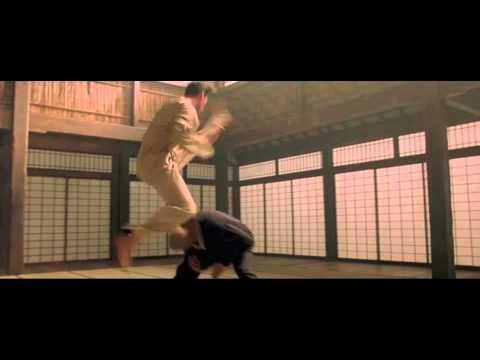 Neo's First Kung Fu Lesson