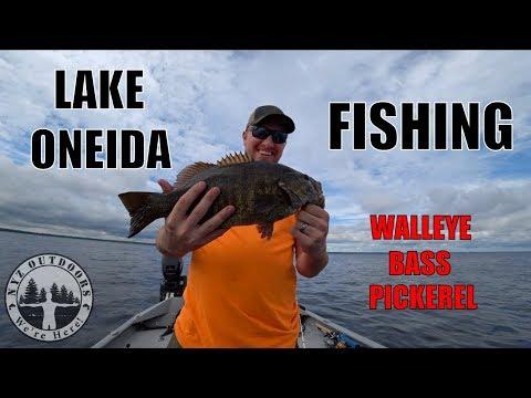 LAKE ONEIDA FISHING