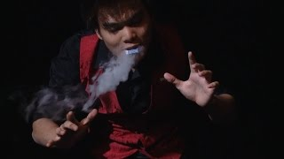 2015 Reigning FISM champion for Close Up Card Magic - Shin Lim