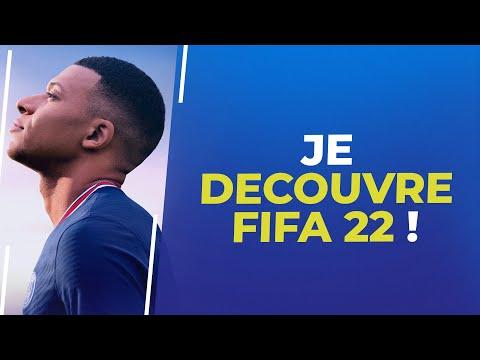 FIFA 22 : On découvre le jeu !