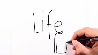 How to Draw from Word Life (Wordtoon)