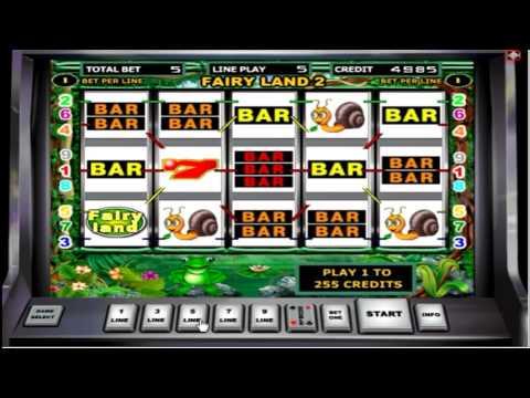 Обзор игрового автомата Лягушки (Fairy Land) - бонусная игра, бесплатные спины