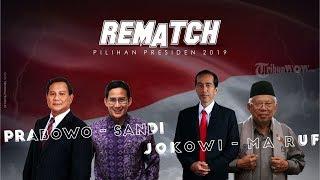 Hasil Polling Pilpres 2019 Versi Indonesia Lawyers Club, Prabowo atau Jokowi?