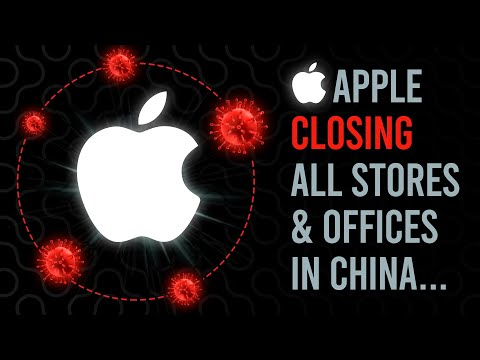 Apple is closing all offices and stores in China| Markets blogger Zero Hedge suspended from Twitter