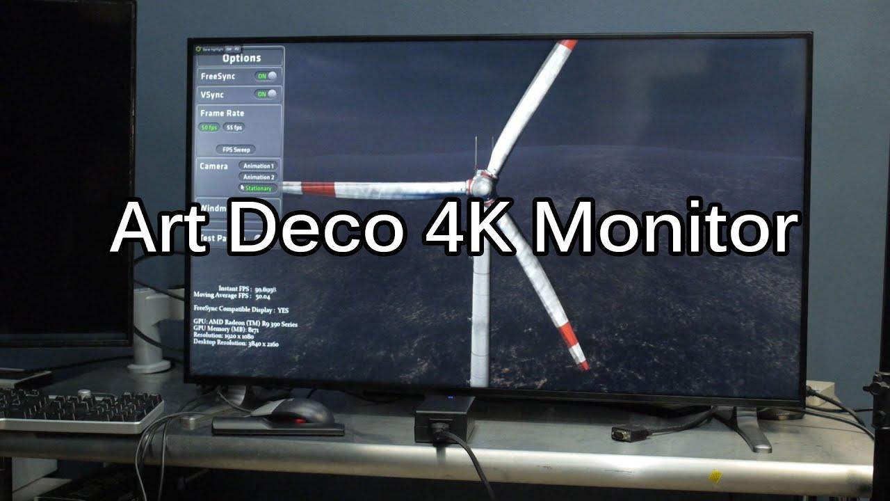 40 inch 4k - The Microboard B400UHD HDX - Sexiest Korean 4k Display Yet