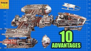 10 Features that made the Y-WING the Best Starfighter in Star Wars