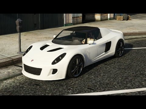 gta 5 une course poursuite en voiture electrique tuner. Black Bedroom Furniture Sets. Home Design Ideas