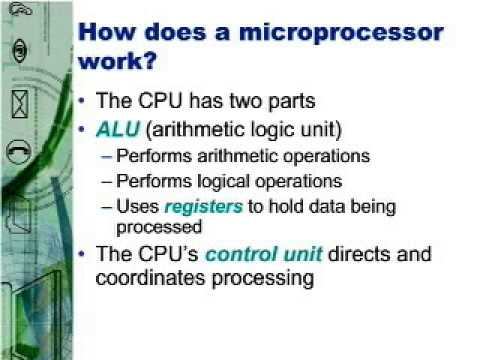 Microprocessors and Memory