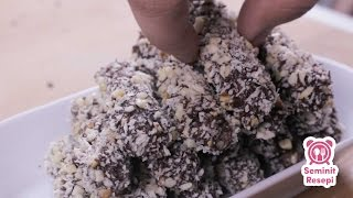 Resepi Chocolate Stick | Seminit Resepi