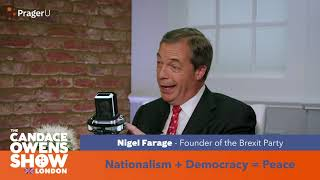 Teaser: The Candace Owens Show Featuring Nigel Farage