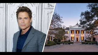 ROB LOWE SELLING MONTECITO ESTATE FOR $47 MILLION