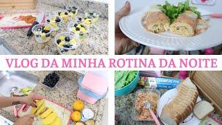 Salada de frutas | Panqueca | Sanduíche | cozinha limpa e organizada