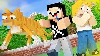Cat Life   Minecraft Animation