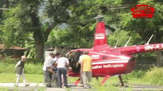 Fastest Helicopter in the Nepal