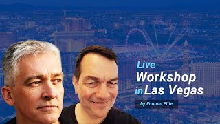 Live Workshop in Las Vegas By  Ecomm Elite | Todd Snively & Chris Keef