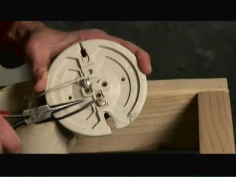 Electrical Light Socket Wiring Video Youtube
