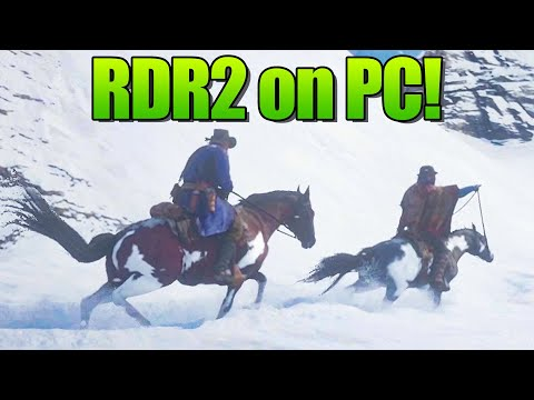 Red Dead Redemption 2 On PC - Playthrough?