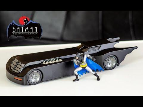 Review: Jada Toys Batman: The Animated Series Batmobile