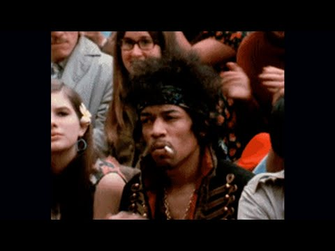Jimi Hendrix 'Voodoo Child' (Slight Return)
