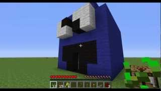 "Automatic Wheat *AND* Cocoa Bean Farm Tutorial!!! ""The COOKIE MONSTER!!!"""