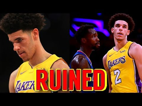 Download Youtube: How Lonzo Ball RUINED HIS NBA CAREER!! NBA Players Will DESTROY Lonzo Ball!!!