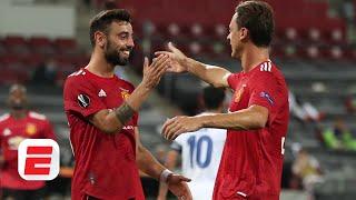 Man United vs. Copenhagen reaction: Bruno Fernandes converts, but was it a soft penalty? | ESPN FC
