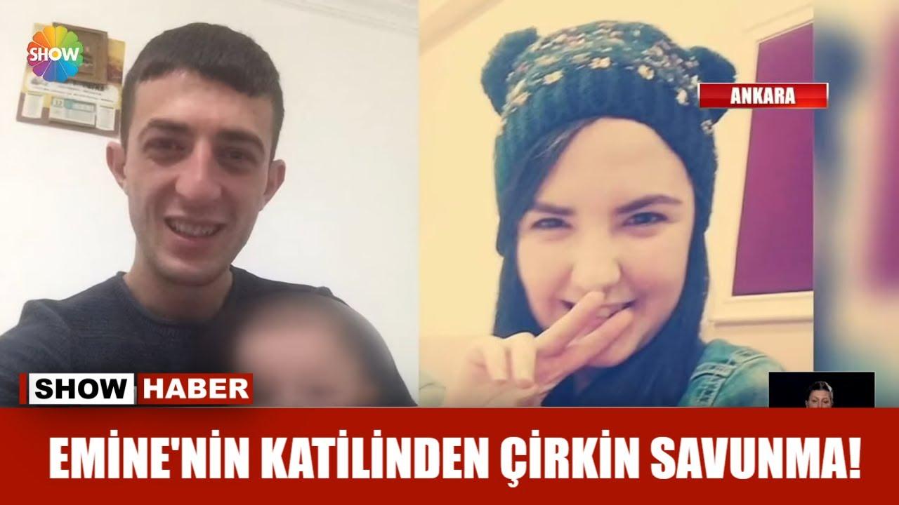 Emine'nin katilinden çirkin savunma! - YouTube