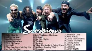 Scorpions Greatest Hits || Best songs Of Scorpions playlist