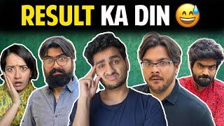 RESULT KA DIN | Ashish Chanchlani | Kunal Chhabhria | Anmol Sachar | Rohit Sadhwani| Bhavika Motwani
