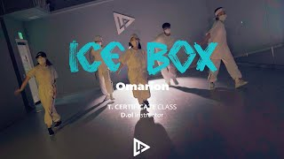Omarion - Ice Box   Choreography   Trainer Certificate Class   D.ol Instructor   댄스강사자격증반