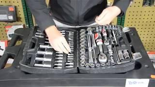 Самый правдивый обзор! - набора инструментов YATO 94 предмета YT-1268