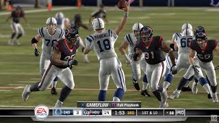 Madden NFL 11 - PS3 Gameplay (1080p60fps)