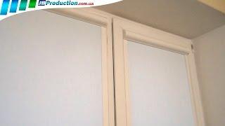 Тканевые роллеты Закрытого типа для окон от JB Production(Тканевые роллеты на пластиковые окна очень распространенный вид Рулонных штор. Тканевые ролеты Закрытого..., 2014-12-08T09:10:30.000Z)