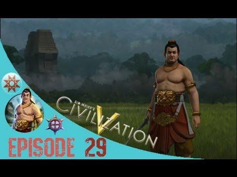 Civilization 5 Brave New World Gameplay: Indonesia Playthrough Episode 29: Battle for Ulundi |
