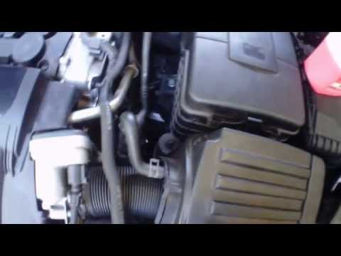 How to change an Air Filter on a Golf MK5 2.0l FSI